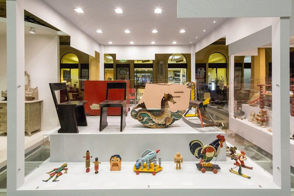 La camera dei bambini giocattoli e arredi della collezione - Camera dei bambini ...